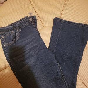 2919acb236 Women Plus Size Faded Glory Jeans on Poshmark